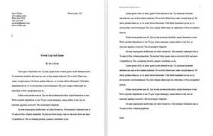 book manuscript format template how to format a picture book manuscript for publishers