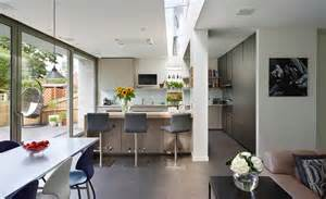 kitchen diner designs the latest kitchen layout ideas real homes