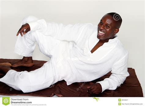 man reclining casual reclining man royalty free stock photography