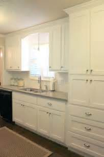 Galley Kitchen White Cabinets White Galley Kitchen Jpg Kitchens