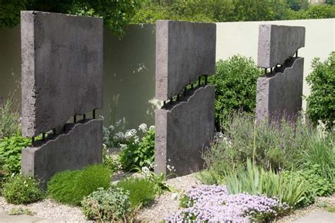 concrete garden best 25 concrete sculpture ideas on