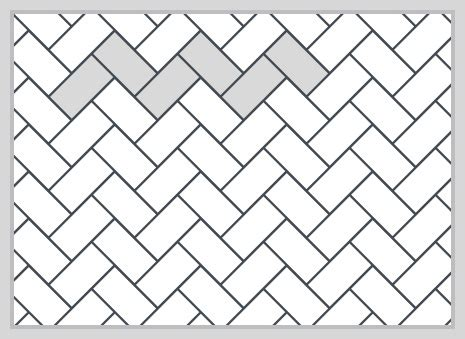 tile layout template tile laying patterns the tile depot