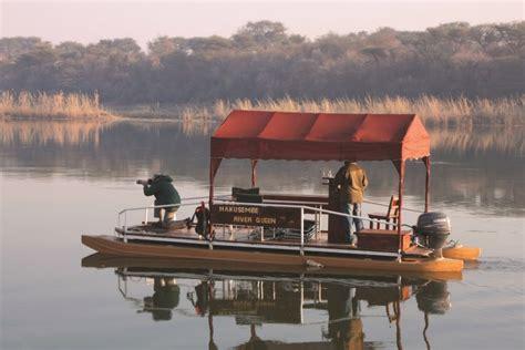 okavango river boats how gondwana can guide you through namibia