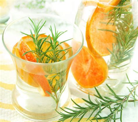 Rosemary Orange by Spa Worthy Fruit Infused Waters Omg Lifestyle