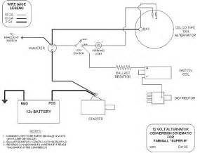 3 wire gm alternator wiring diagram 3 wire alternator