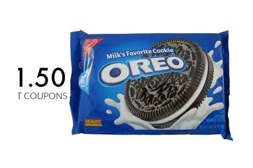 oreo cookie coupons