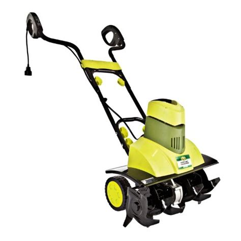 Garden Tiller by Big Save Sun Joe Tj601e Tiller Joe 9 Electric Garden