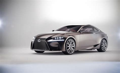 lexus lfcc lexus rc f trademark filing hints at new coupe 187 autoguide