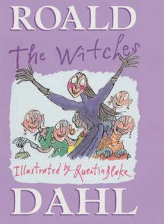 Roald Dahl The Witches Import chocolate factory chocolate and adventure on