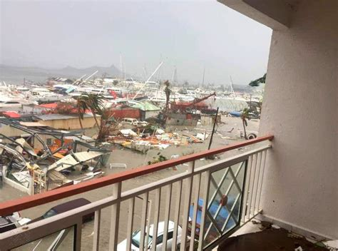 puerto rico to florida by boat hurricane irma destroys 90 percent of the island of barbuda