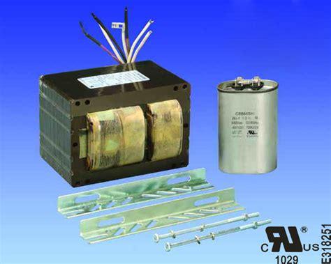 mercury vapor light ballast 175 watt mercury vapor ballast kit with ul