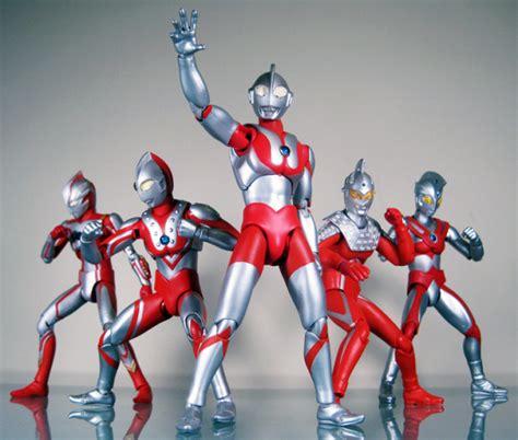 Ultraman Family Set 4 fotos ultraman imagens ultraman clickgr 225 tis