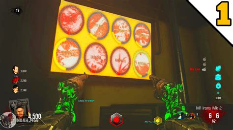 exo zombies carrier easter egg exo zombies quot carrier quot easter egg tutorial secret
