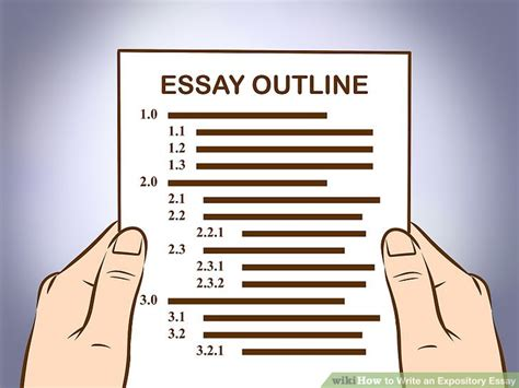 How To Write An Essay With Pictures Wikihow by 4 Easy Ways To Write An Expository Essay Wikihow