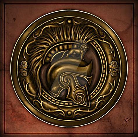 spartan shield tattoo designs best 25 spartan shield ideas on shield