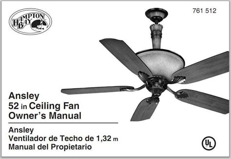 hton bay ansley ceiling fan parts ceiling fan replacement parts the home depot community