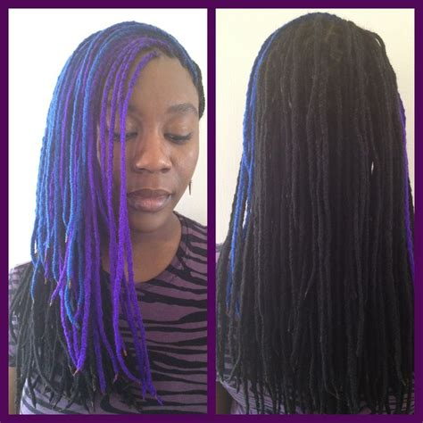 hair style with color yarn 34 best images about natural hair yarn braids on