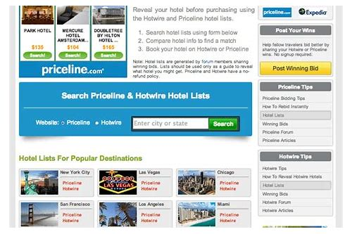 best priceline deals chicago