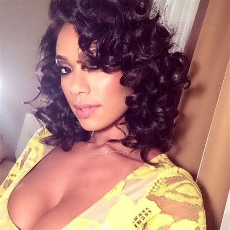 how to get erica mena curls 489 best curls be poppin images on pinterest natural