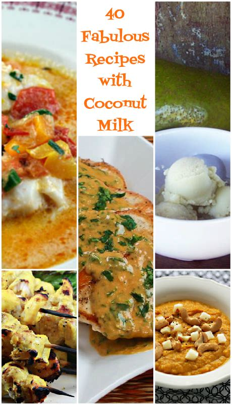 the pantry 174 40 fabulous recipes with coconut milk