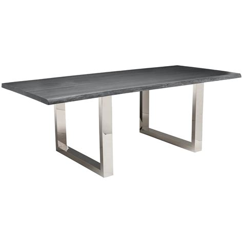 Gray Dining Table Dining Table Grey Oak Dining Tables Dining Furniture