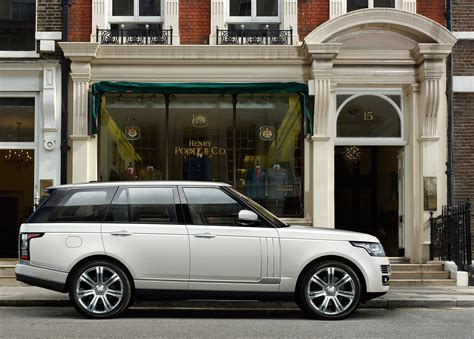 range rover autobiography here s what you get when you pay for the top of the line