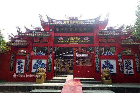 great indonesia bogor punya buddha tidur di vihara buddha dharma 8 pho sat