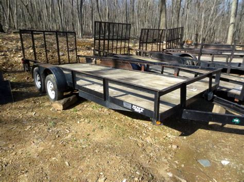 used landscape trailers utility trailers nj landscape trailers utility