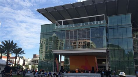 doctor phillips center for the performing arts
