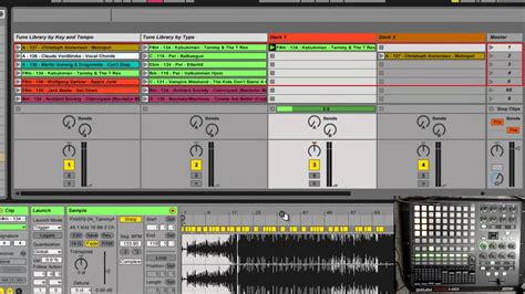 ableton apc40 dj template ableton live learn 2 live my simple dj setup using an