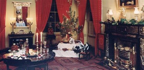 christmas decorations in the 1800s historic home decor 1800s the crescent city
