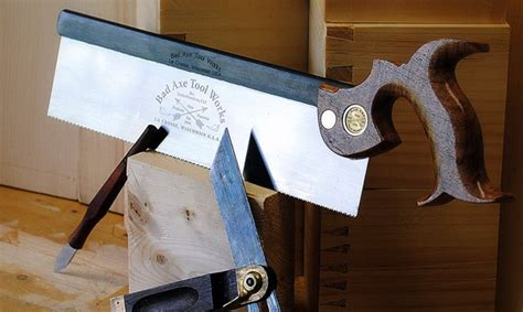 bad axe tools bad axe tool works 12 inch carcase saw