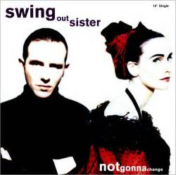 swing out sisters 2 swing out sister no gonna change us 12 quot vinyl single 12