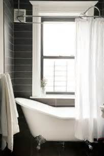 cool black and white bathroom design ideas digsdigs floor