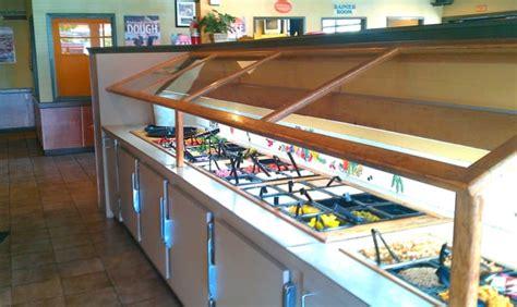 Table Pizza Bar by Table Pizza Tacoma Salad Bar Yelp