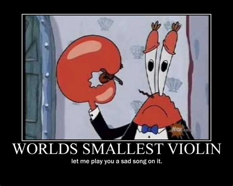 Smallest Violin Meme - world smallest violin quotes quotesgram