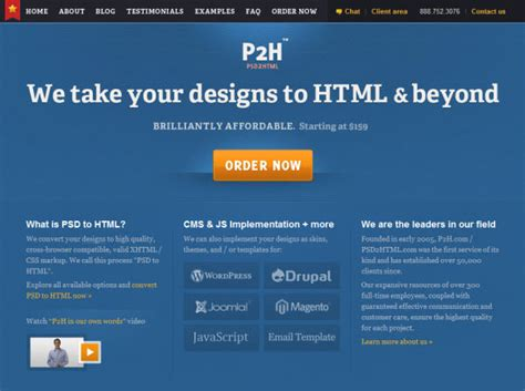 good website ideas 9 ideas for building great websites with less hongkiat