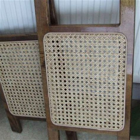 wicker panels for rattan cane pre woven panels