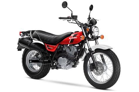 2018 Suzuki VanVan 200 Review   TotalMotorcycle