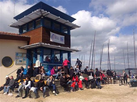skiff events rs classes at the french open skiff event at lac du der