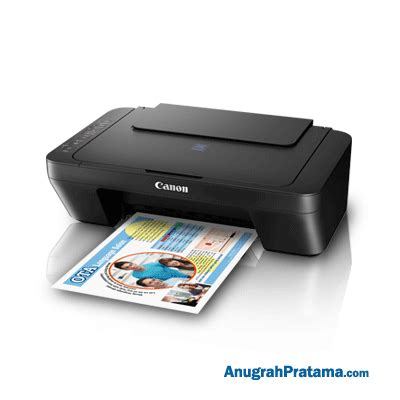 Printer Inkjet Terbaru jual canon pixma e470 all in one inkjet printer printer