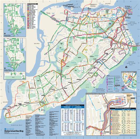 staten island map staten island map staten island ny mappery
