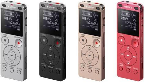 Voice Recorder Sony Icd Ux560 sony sony icd ux560 voice recorder 4 gb voice recorder