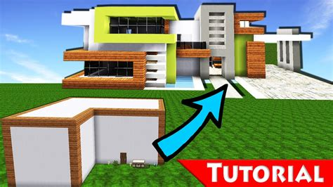 9 best images about ideas for the house on pinterest minecraft box to modern house transformation 2