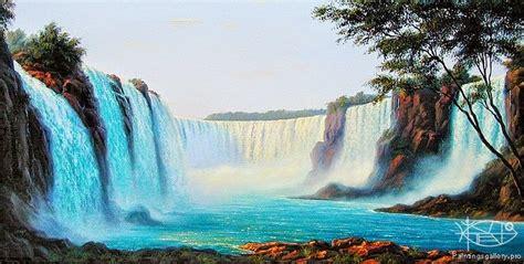 imagenes de paisajes con agua cuadros modernos pinturas y dibujos impresionantes