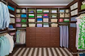 Easy Closets Grand Chestnut Walk In Closet By Easyclosets