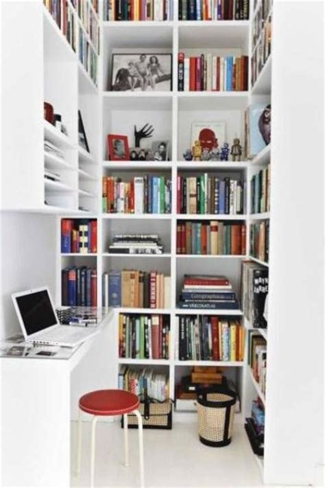 43 cool and thoughtful home office storage ideas digsdigs 22 space saving ideas for small home office storage office