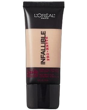 Bedak L Oreal Infallible infallible pro matte 24hr foundation review daily