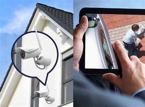 outdoor security camera lighting & economy tips