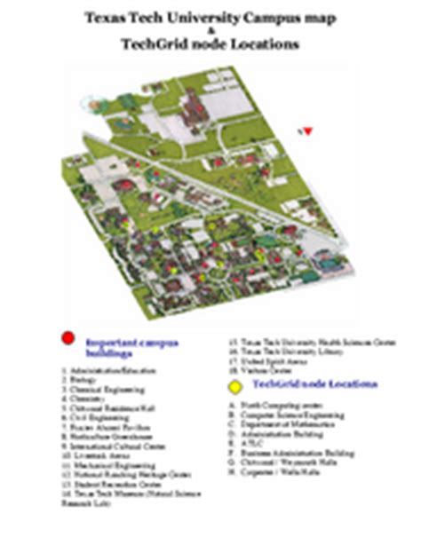 texas state university map of cus real map collection mappery